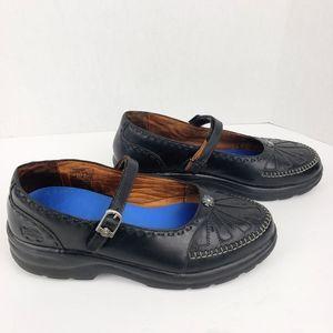 Dr. Comfort Paradise sz 9.5W leather Mary Jane